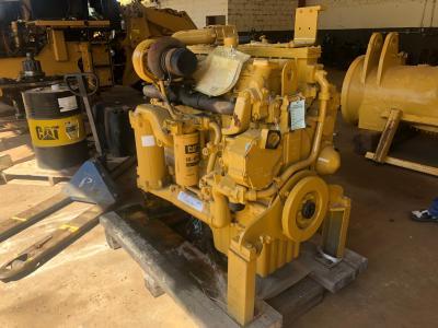 Caterpillar TXJ01448 Complete Engine