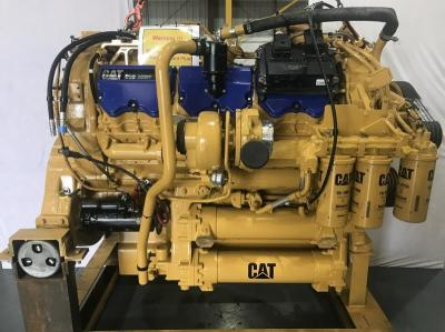 Caterpillar 2465457 Complete Engine