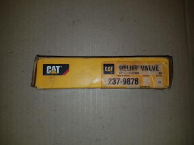 Caterpillar 237-9878 Relief Valve